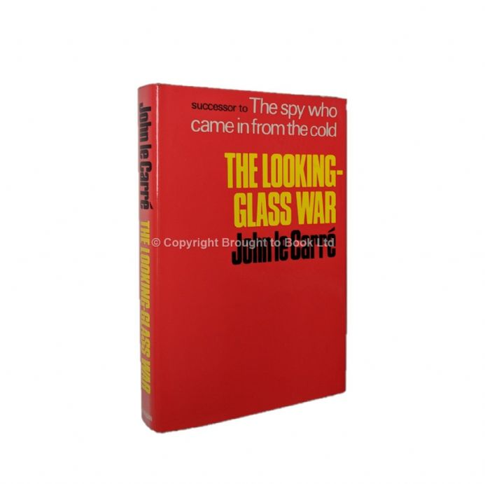 The Looking Glass War Signed by John le Carré First Edition Heinemann 1965